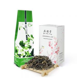 Wen Shan Bao Zhong Organic Oolong Taiwan Tea  Licorice Loose Leaf