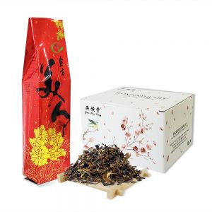 Organic Taiwan White Tea Loose Leaf Dong Fang Mei Ren Oriental Beauty Oolong