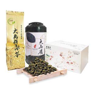 Organic Da Yu Ling Taiwan Top Grade Premium Oolong Tea King Loose Leaf High Mountain