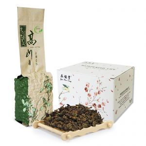 Organic Taiwan Cinnamon Earl Grey Oolong Tea Loose Leaf Gunpowder Low Caffeine High Fermented