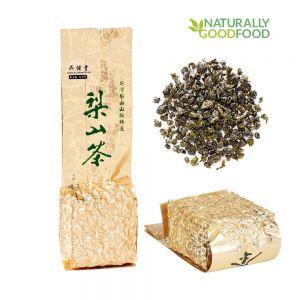 Organic Pear Li Shan High Mountain Taiwan Oolong Tea Loose Leaf
