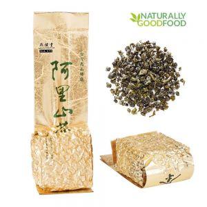 Organic Ali Shan High Mountain Taiwan Oolong Tea Loose Leaf