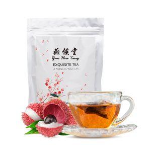 Lychee Litchi Oolong Fruit Herbal Tea Bags