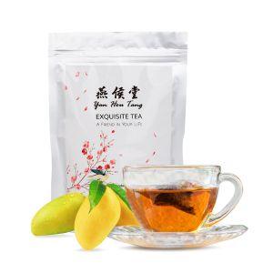 Mango Oolong Wulong Fruit Tea Bags Loose Leaf