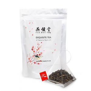 Taiwan Jade Red Purebred Black Tea Bags Loose Leaf