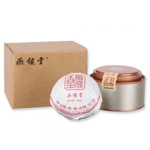 Organic Aged Puerh Tea China Pu-Erh Yunnan Tuo Cha Lamp Shape Ripe Fermented