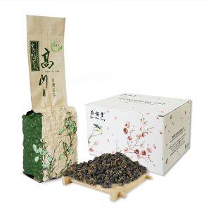 Organic Fu Shou Shan High Mountain Taiwan Oolong Tea Loose Leaf Competition Limited Edition